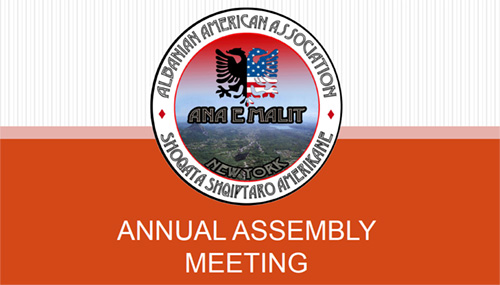 Annual Assembly Meeting