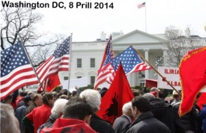 Demonstrata ne Washington